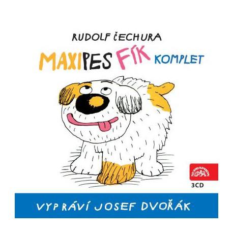 CD Maxipes Fík komplet - Čechura Rudolf - 13x14
