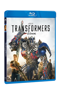 Transformers: Zánik (2 Blu-ray 2D + bonus BD)