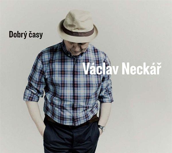 CD Václav Neckář - Dobrý časy - Neckář Václav - 13x14