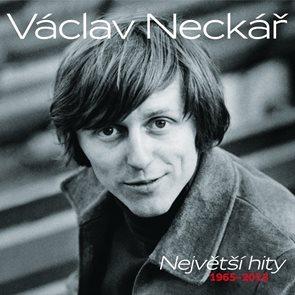 CD Václav Neckář Největší hity 1965 - 2013