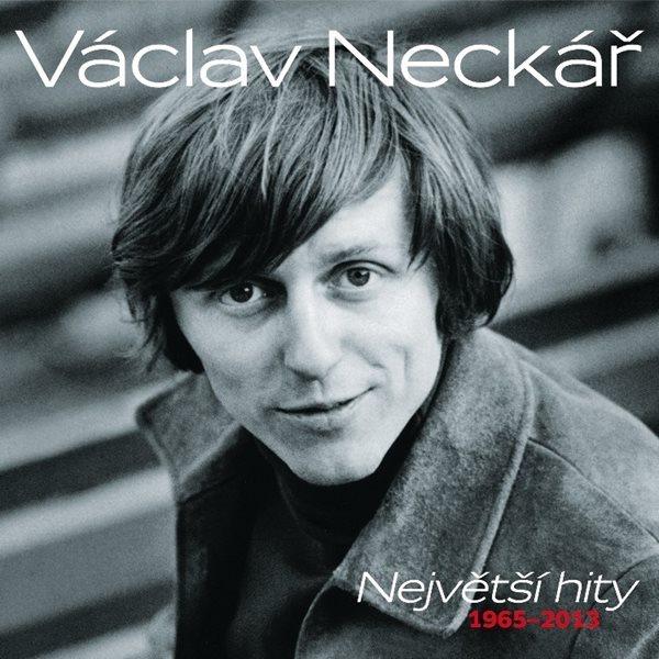 CD Václav Neckář Největší hity 1965 - 2013 - Neckář Václav - 13x14
