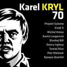 Karel Kryl 70 CD + DVD