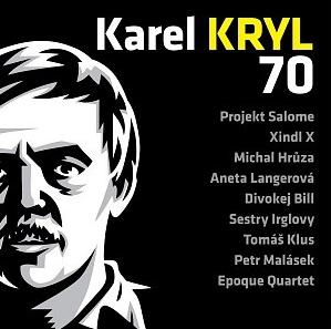 Karel Kryl 70 CD + DVD - Kryl Karel - 13x14