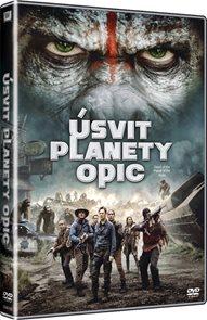 DVD Úsvit planety opic