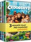 Kolekce Animované filmy (Croodsovi, Zataženo občas trakaře 2, Rio 2)
