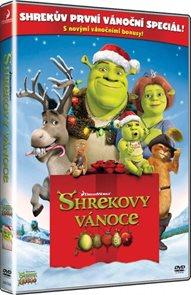 DVD Shrekovy Vánoce