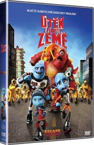 DVD Útěk z planety Země