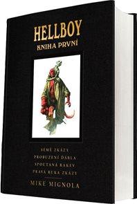 Hellboy: Kniha první