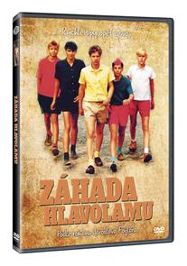 DVD Záhada hlavolamu