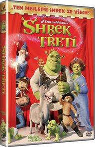 DVD Shrek Třetí