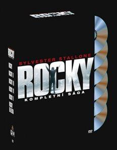 Rocky kolekce 1-6, 6 DVD