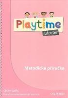 Playtime - Starter - Teacher´s Book CZ