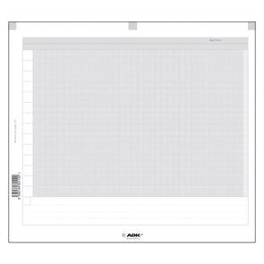 ADK Milimetrový papír A6 (2 dvojlisty)