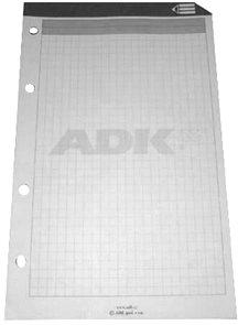 ADK Blok s děrováním A6