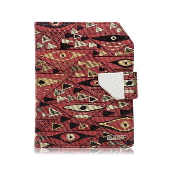ADK Diář Art A6 2020 - Egyptské oko červené