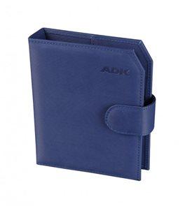 ADK Diář Praktik A6 2020 - modrý