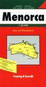 Menorca - mapa FR 1:50