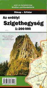 Rumunsko - Muntii Apuseni - mapa Dim3 - 1:200T