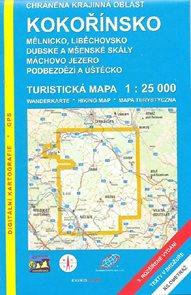 Chráněná krajinná oblast Kokořínsko: Liběchovsko, Dubské a Msěnské skály, Máchovo jezero, Úštěcko