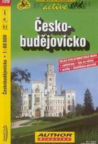 Českobudějovicko - cyklo SHc159 - 1:60t