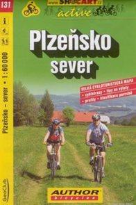 Plzeňsko - sever - cyklo SHc131 - 1:60t
