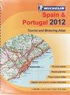 Španělsko, Portugalsko - atlas Michelin 1:400t