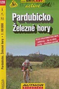 Pardubicko, Železné hory - cyklo SHc128 - 1:60t