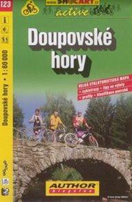 Doupovské hory - cyklo SHc123 - 1:60t