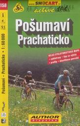 Pošumaví - Prachaticko - cyklo SHc158 - 1:60t