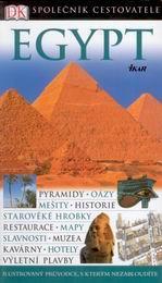 Egypt - průvodce Ikar-Společník cestovatele - 3.vydání