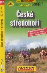 České středohoří - cyklo SHc107 - 1:60