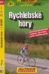 Rychlebské hory - cyklo SHc117 - 1:60t