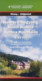 Rumunsko - Muntii Nemira - mapa DiM23 - 1:60t