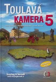 Toulavá kamera 5 + DVD - Toušlová I.,Podhorský M., Maršál J. - A5