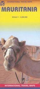 Mauritania - mapa ITM - 1:2 000 000 /Mauretánie/