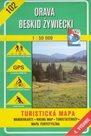 Orava, Beskid Žywiecki - mapa VKÚ č.102 - 1:50 000 /Slovensko/