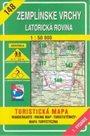Zemplínské vrchy, Latorická rovina - mapa VKÚ č.148 - 1:50 000 /Slovensko/
