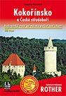 Kokořínsko a České středohoří - turistický průvodce Rother