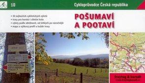 Pošumaví a Pootaví - cykloprůvodce Freytag č.10