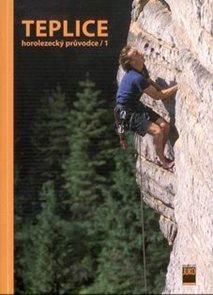 Teplické skály -1- horolezecký průvodce