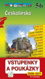 Českolipsko - průvodce Soukup-David č.56 /+volné vstupenky/