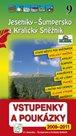 Jeseníky - Šumpersko a Králický Sněžník - průvodce Soukup-David č.9 /+ volné vstupenky/