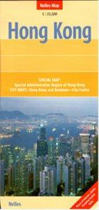 Hong Kong - plán Nelles - 1:22 500