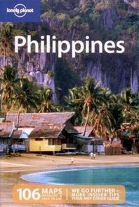 Philippines /Filipíny/ - Lonely Planet Guide Book - 10th ed.