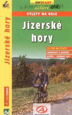 Jizerské hory - výlety na kole /SHOCart/ - 121x200mm, paperback