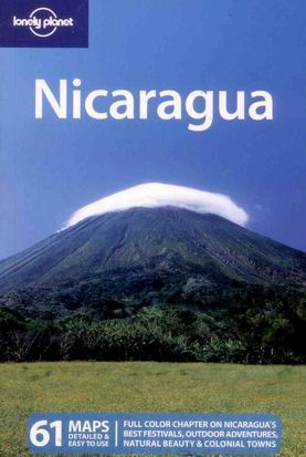Nicaragua /Nikaragua/ - Lonely Planet Guide Book - 2nd ed. - 127x197mm, paperback