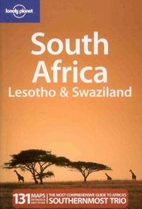 South Africa, Lesotho, Swaziland - Lonely Planet Guide Book - 8th ed. /Jihoafrická republika,Lesotho