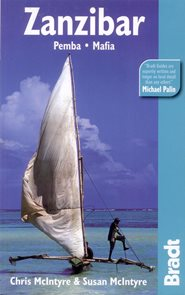 Zanzibar, Pemba, Mafia - Bradt Travel Guide - 7th ed. /Tanzánie/