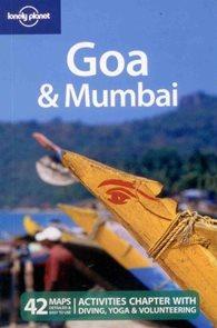 Goa, Mumbai /Bombaj/ - Lonely Planet Guide Book - 5th ed. /Indie/