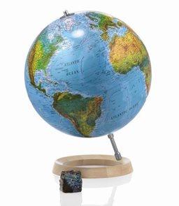 Globus - Full Circle - Blue Ocean  /Atmosphere/